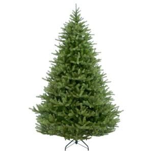 feel real norway spruce hinged artificial christmas tree penf1 500 75 the home depot