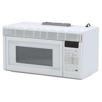 1.1 cu. ft. Over the Range Convection Microwave in White
