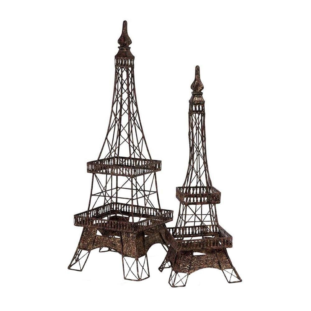 Home Decorators Collection Eiffel Tower Statue-Small