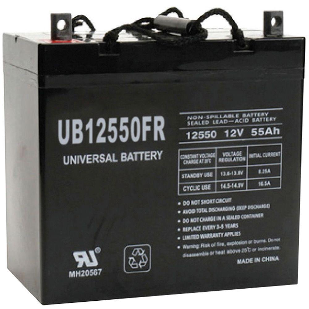 UPG SLA 12-Volt Z1 Terminal Battery