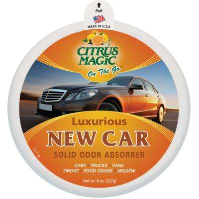 On The Go 8 oz. Luxurious New Car Solid Air Absorber (Pack of 3)