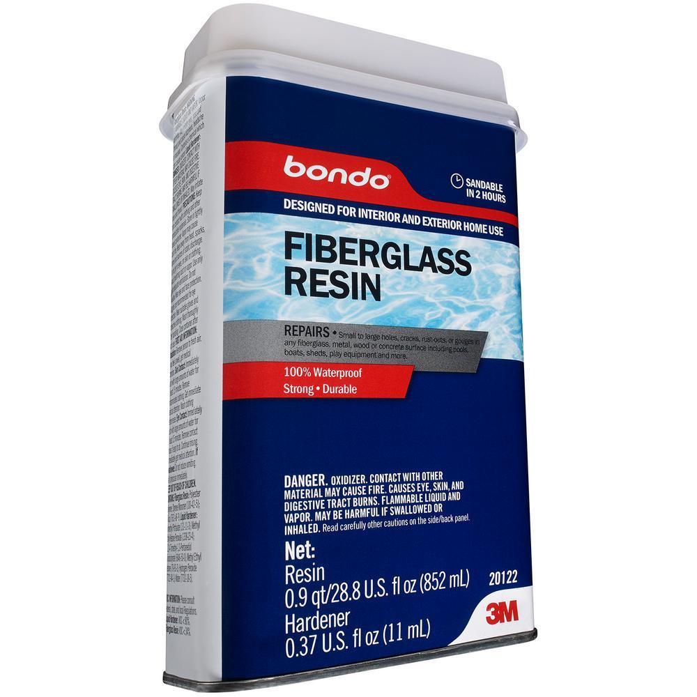 Bondo 1 qt  All-Purpose Fiberglass Resin