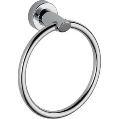 Compel Towel Ring in Chrome