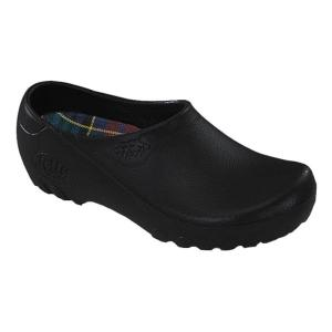 Jollys Men's Black Garden Shoes - Size 8 by Jollys