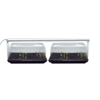 4 ft. Complete Seed Starting and Cloning Grow Light Kit