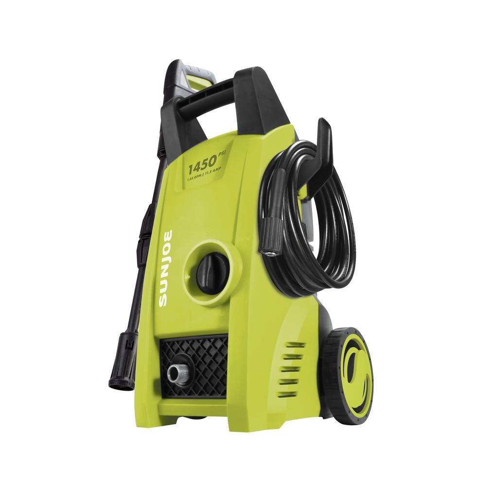 Pressure Joe 1,450 psi 1.45 GPM 11.5 Amp Electric Pressure Washer