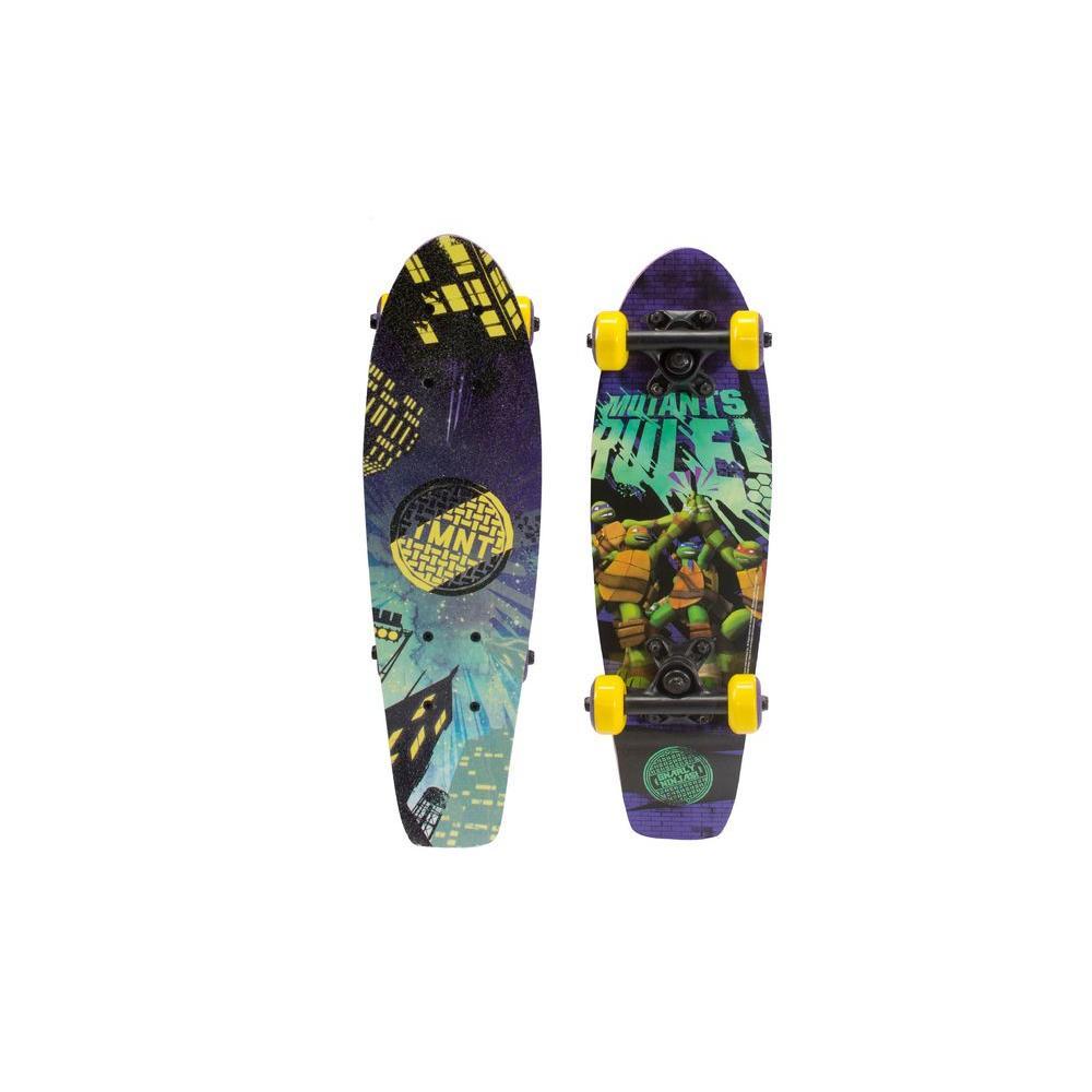 Teenage Mutant Ninja Turtles Kids 21 in. Complete Skateboard