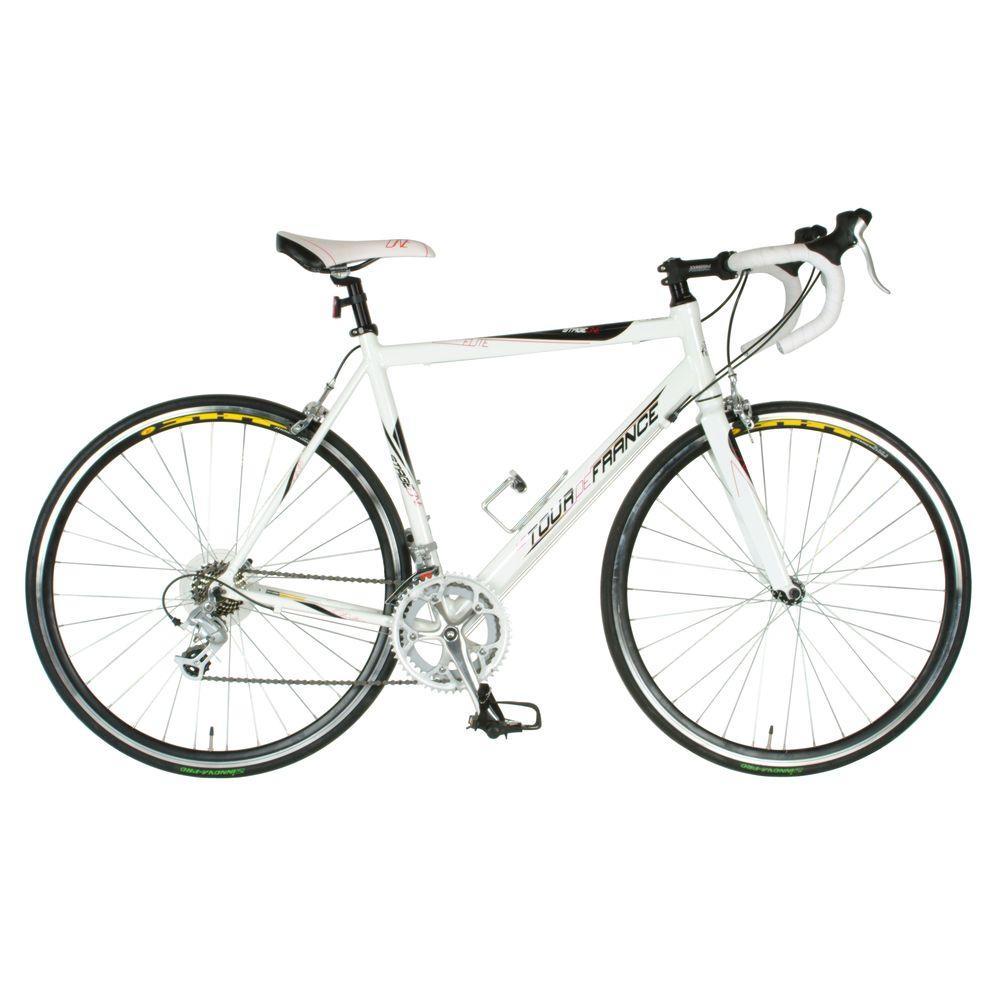 Tour de France Stage One Elite 700c Adult Bike - 49 cm Frame