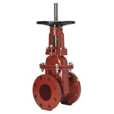 8 in. Lead Free Gate Valve