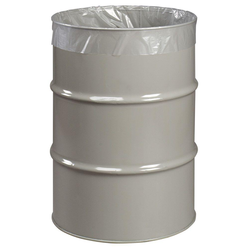 Ultra Heavy Duty Clear Trash Liners 55 Count
