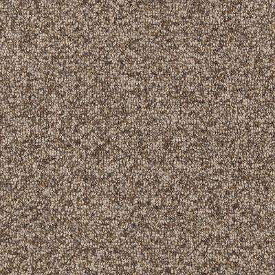 Smoke Trail - Color Whole Grain Texture 12 ft. Carpet