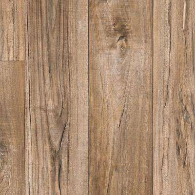 Aged Nickel 13.2 ft. Wide x Your Choice Length Residential Sheet Vinyl Flooring