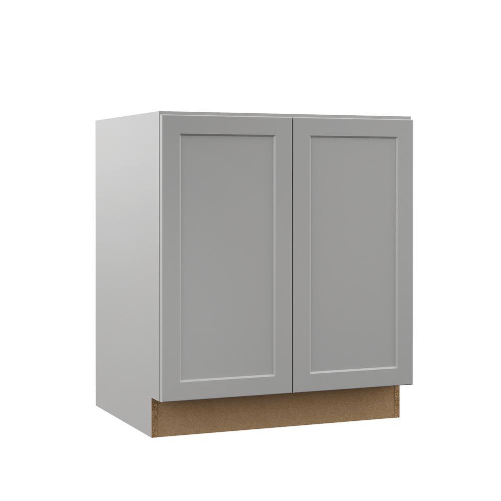 Height For Bathroom Vanity: Hampton Bay Designer Series Melvern Assembled 30x34.5x21