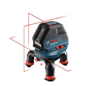 Bosch 33 ft. Self-Leveling Cross-Line Laser Level with Plumb Points by Bosch