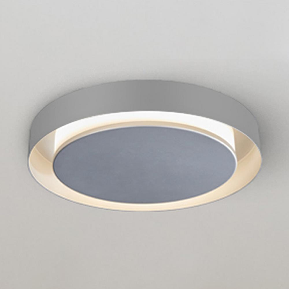 Vonn Lighting Talitha Collection 16 In Silver Nickel Led Modern Halo Ceiling Fixture