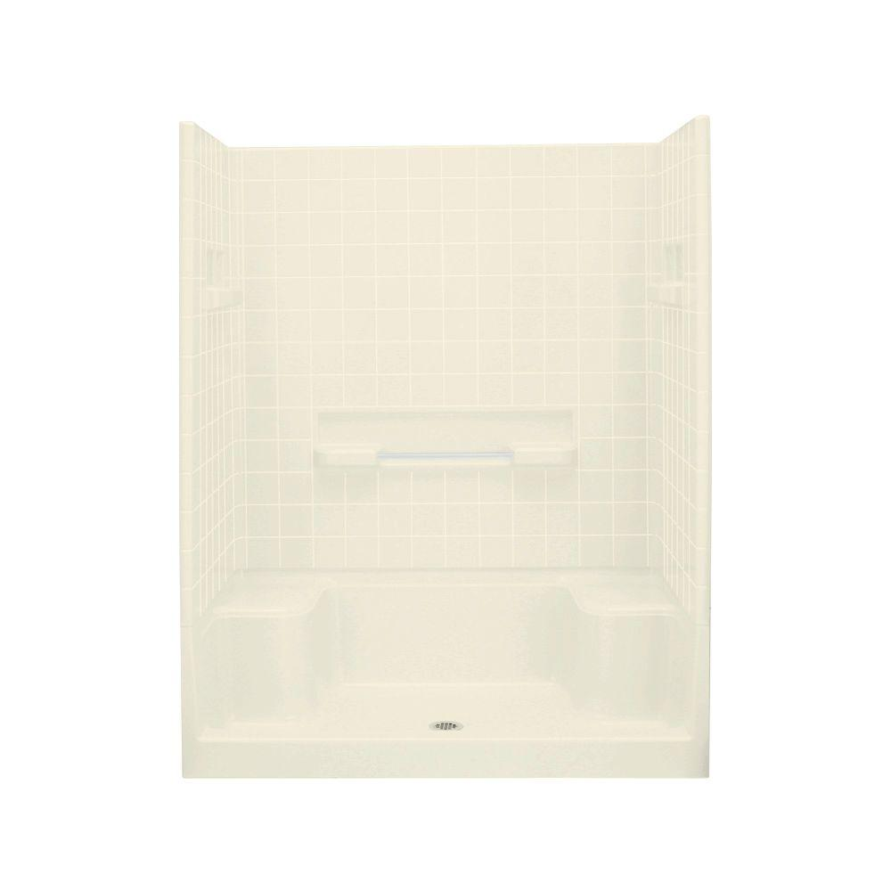 Sterling Advantage 34 In X 60 In X 76 In Shower Kit In