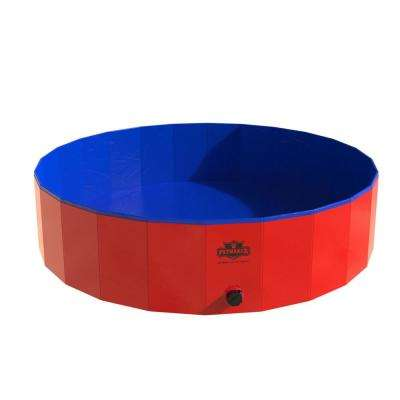 Large Collapsible Pet Pool