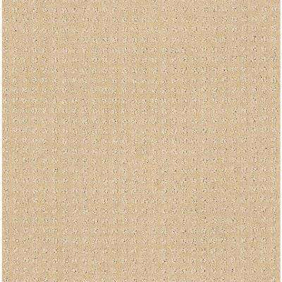 Carpet Sample - Sand Piper - Color Sands of Time 8 in. x 8 in.