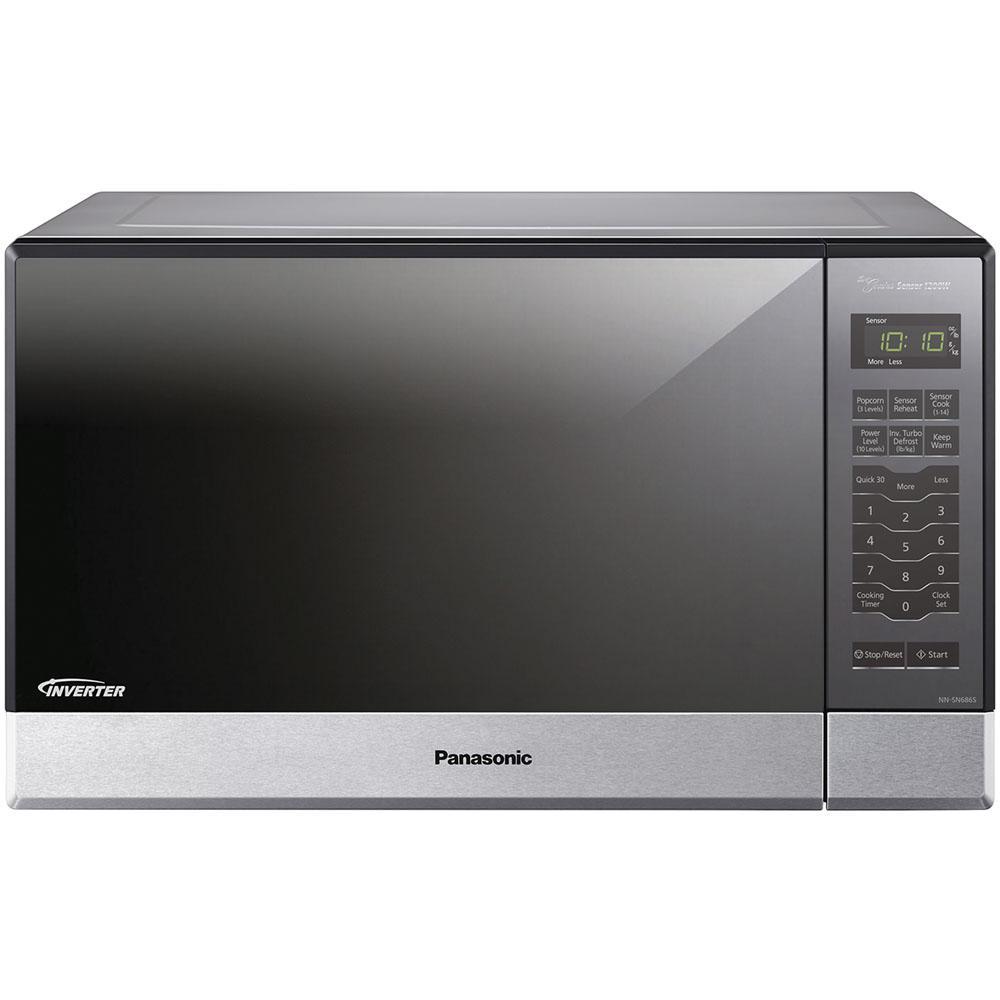 Panasonic Microwave Oven 1 2: Panasonic 1.2 Cu. Ft. Countertop Microwave Oven In