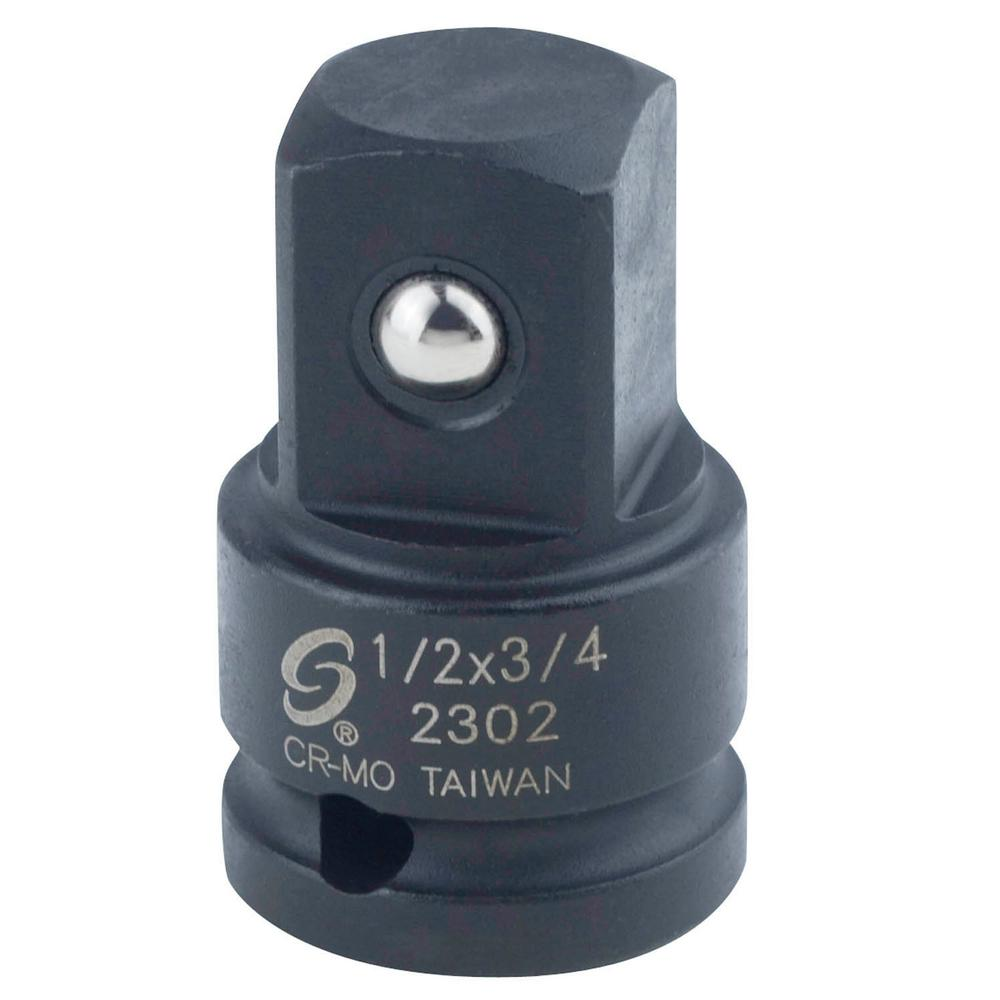 Sunex in female to male impact socket adapter