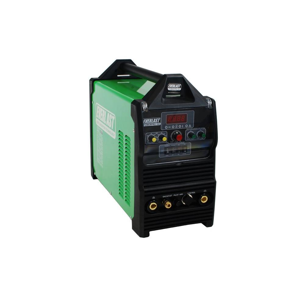 Everlast PowerPro 164 TIG / Stick / Plasma welder