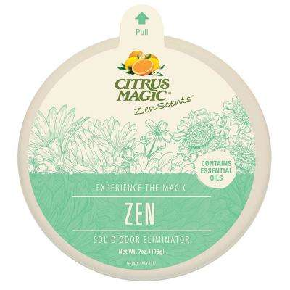 ZenScents 7 oz. Zen Aromatherapy Solid Air Freshener (Pack of 3)