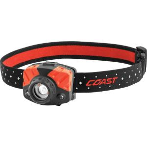 Click here to buy Coast FL65 Alkaline LED Headlamp by Coast.
