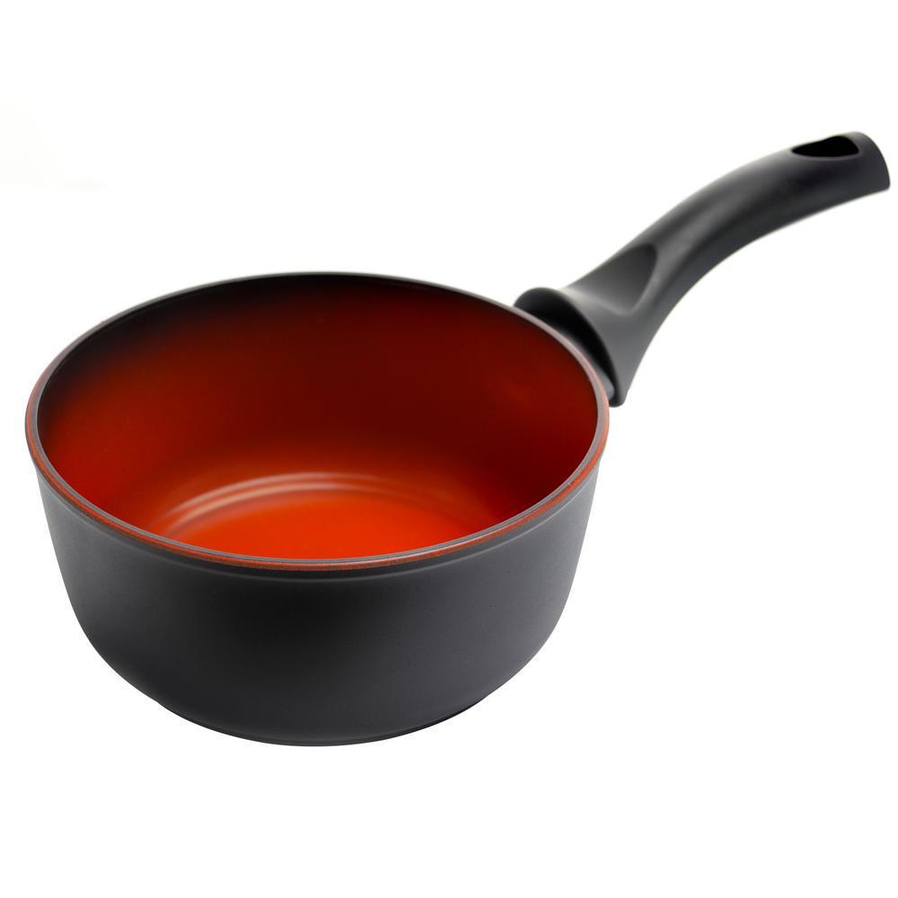 Terra-Cotta 1.4 Qt. Forged Aluminum Sauce Pan