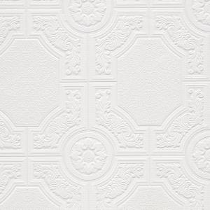 Norwall Architectural Panels Paintable Wallpaper by Norwall