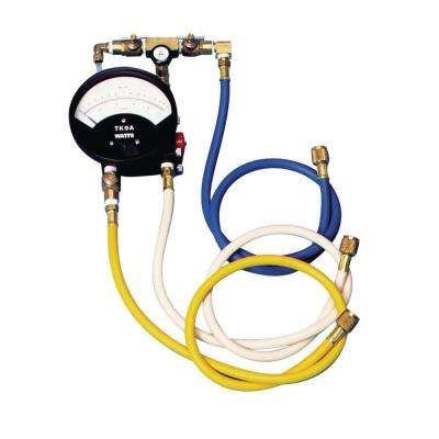 Portable Backflow Preventer Test Kit