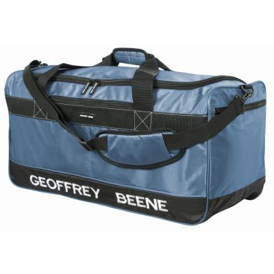 28 in. Embroidered Duffle Bag
