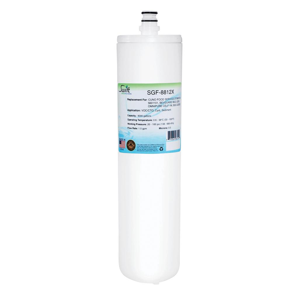 SGF-8812x Replacement Water Filter for Cuno CFS8812X