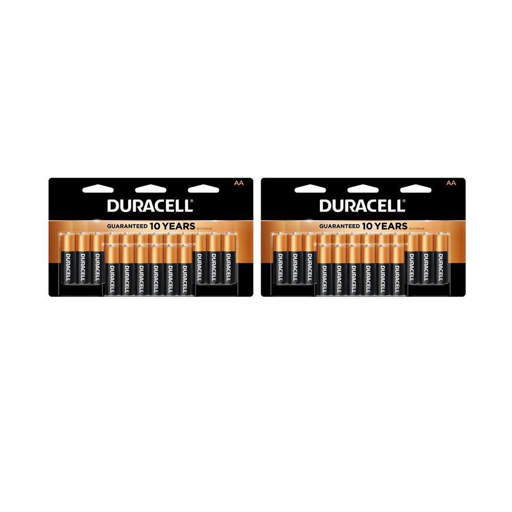Coppertop Alkaline AAA Battery (36-Bundle)