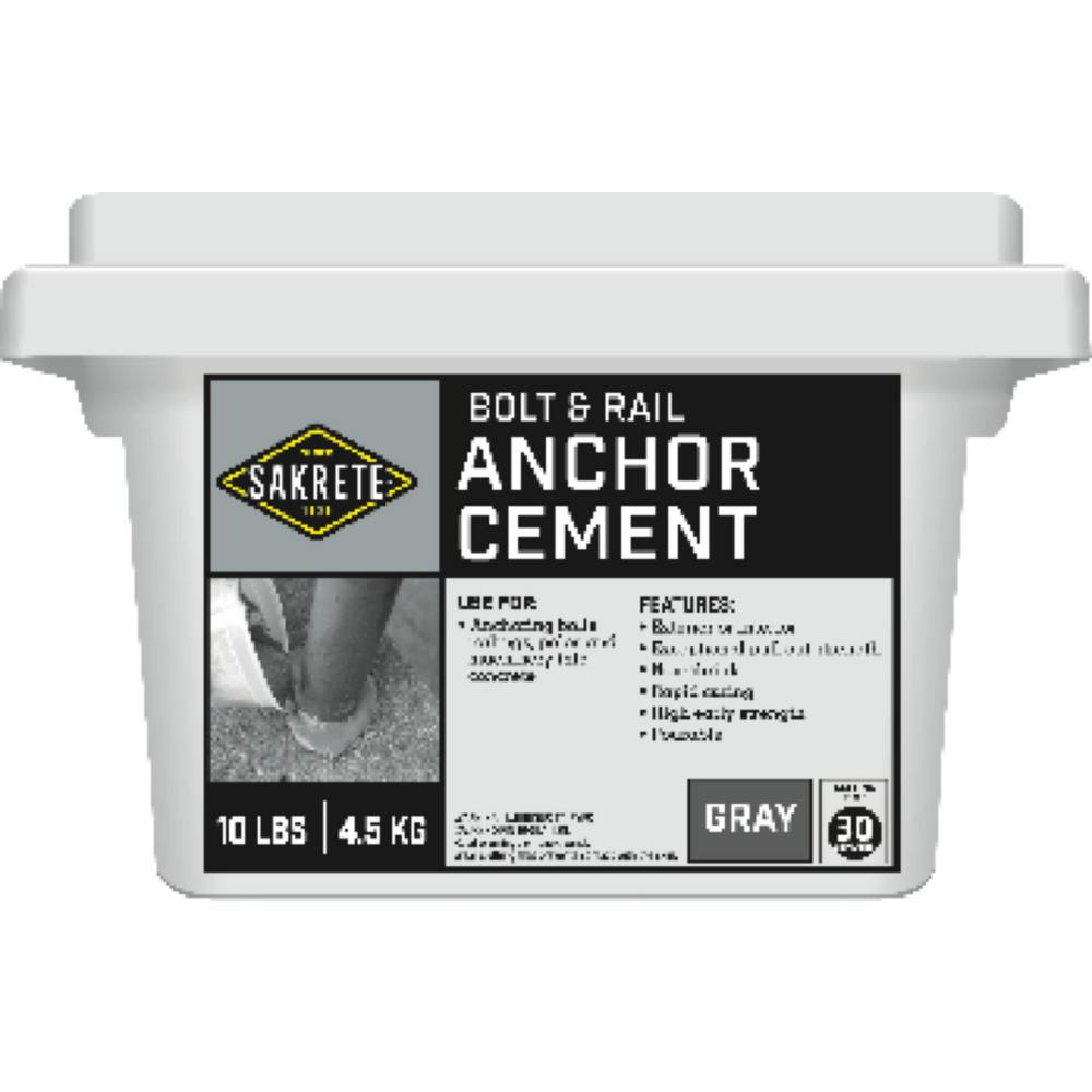 SAKRETE 10 lb. Anchor Cement
