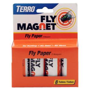 Terro Fly Paper (8-Pack) by Terro