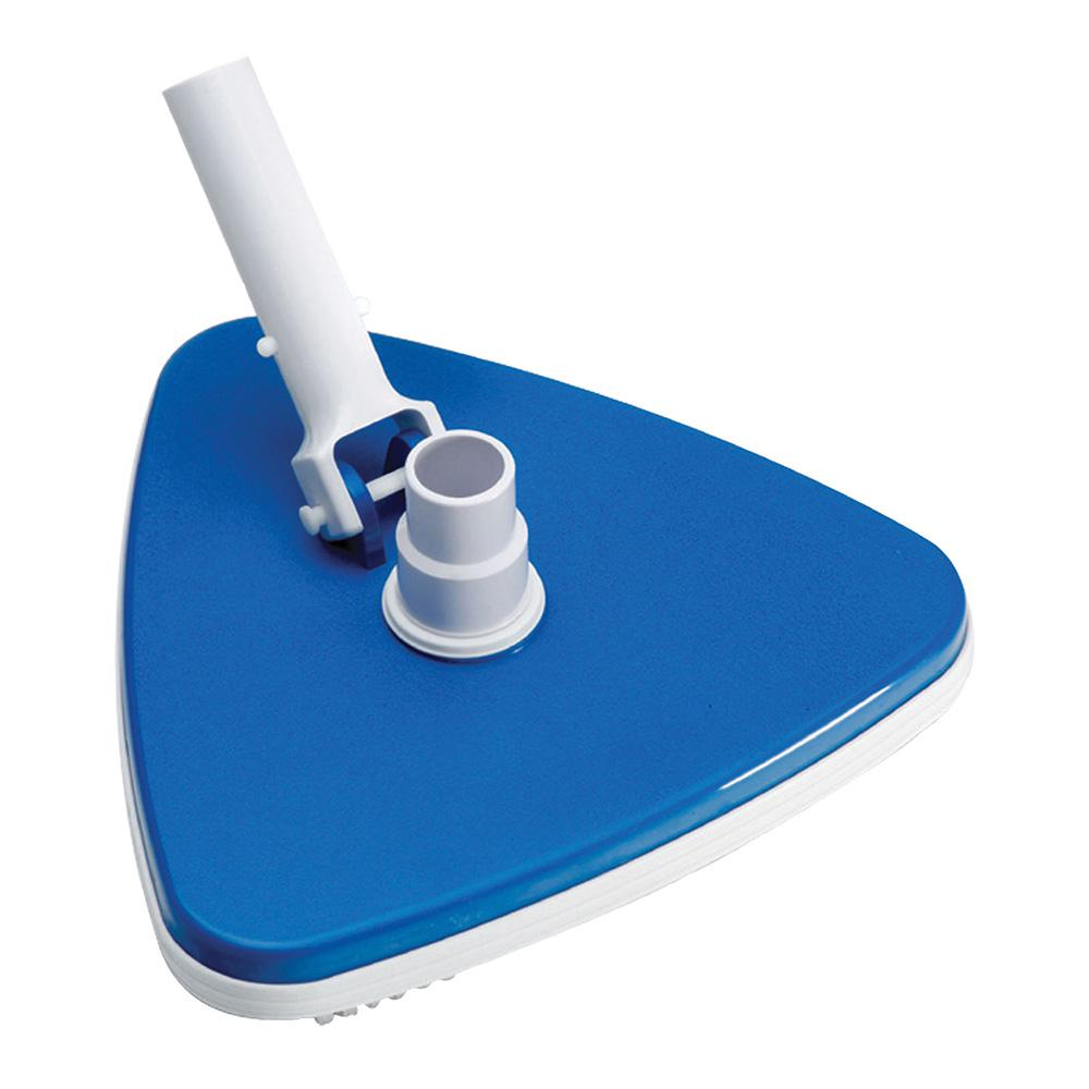 Weighted Triangular Vac with Snap Adapt Handle