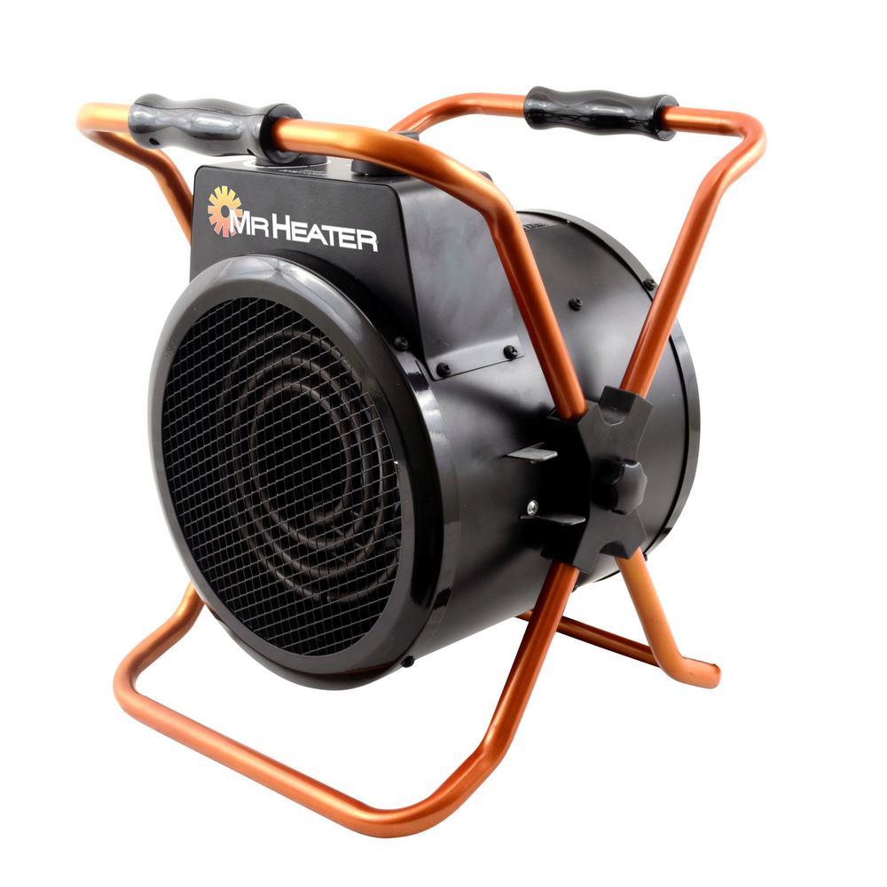 3.5-Watt/ 240-Volt Electric Forced Air Heater