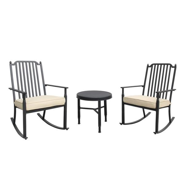 Knoxville 3 Piece Metal Patio