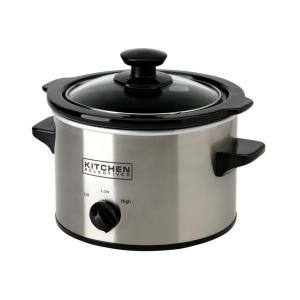 Click here to buy Kitchen Selectives 1.5 Qt. Slow Cooker by Kitchen Selectives.