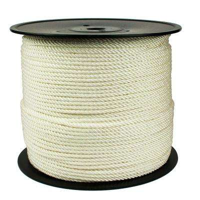 1/4 in. x 1200 ft. Twisted Nylon Rope
