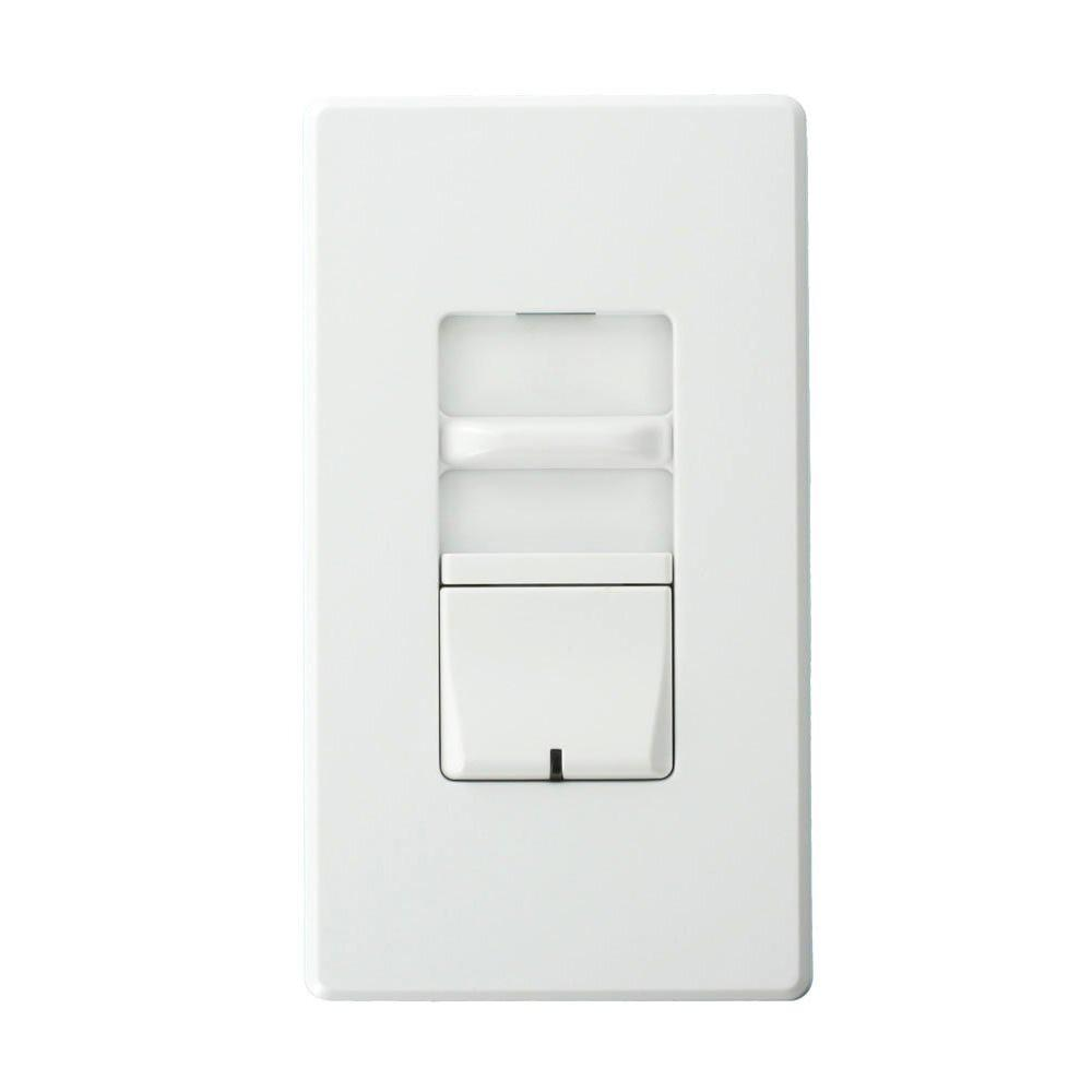 5 Amp Renoir II Preset Slide Dimmer with Ballast 2-Wire Control/Thin