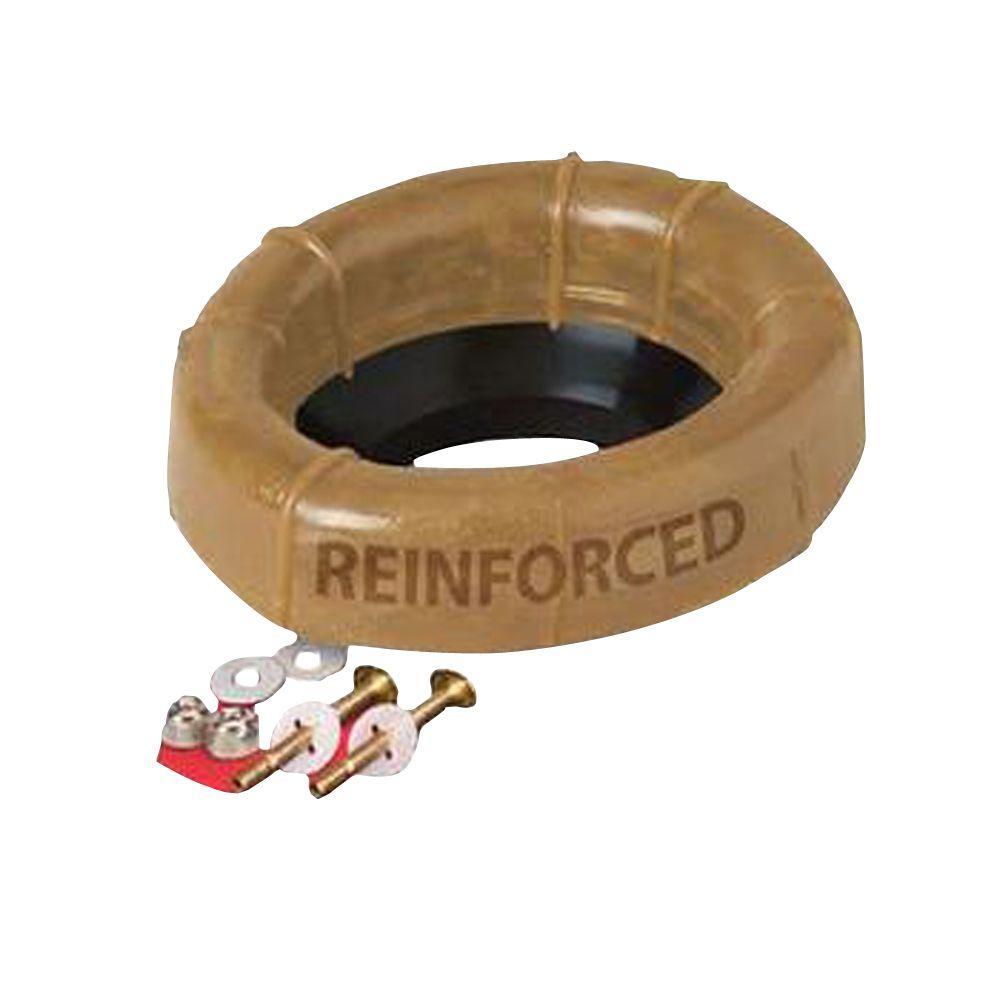 Everbilt 3-Wax Toilet Bowl Gasket