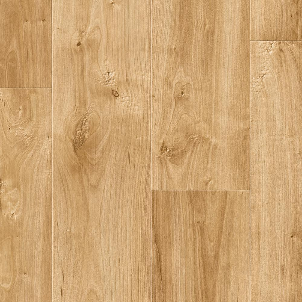 Take Home Sample Easton Tan Residential Sheet Vinyl Flooring 6 In X 9