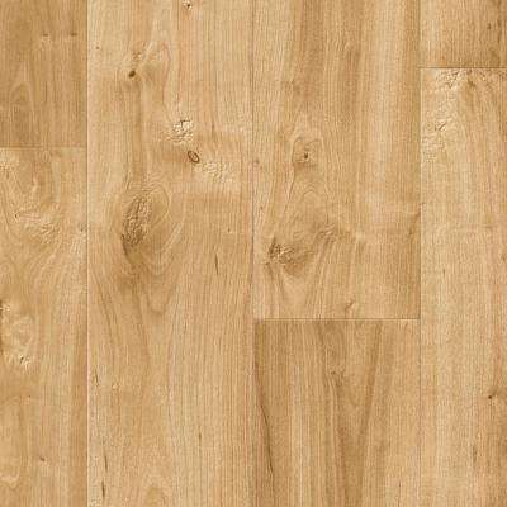 Easton Tan 13.2 ft. Wide x Your Choice Length Residential Sheet Vinyl Flooring