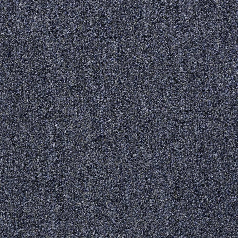 Carpet Sample - Viking - Color Stoneybrook Loop 8 in. x 8 in.