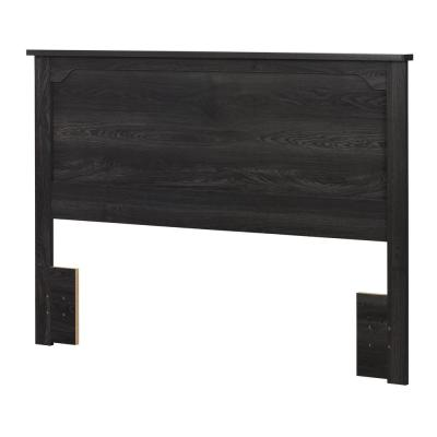 Fusion Gray Oak Full/Queen Headboard