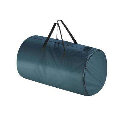 Premium Christmas Tree Canvas Storage Bag for Trees Up to 9 ft. Tall