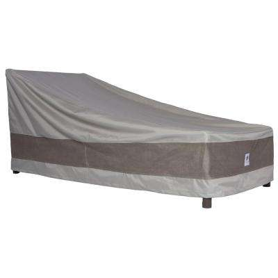 Elegant 86 in. Patio Chaise Lounge Cover