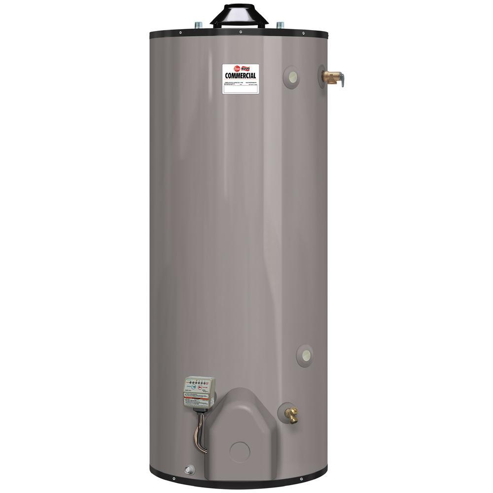 75 Gal. 75,000 BTU Commercial Medium Duty Ultra Low NOx (ULN) Natural Gas Tank Water Heater