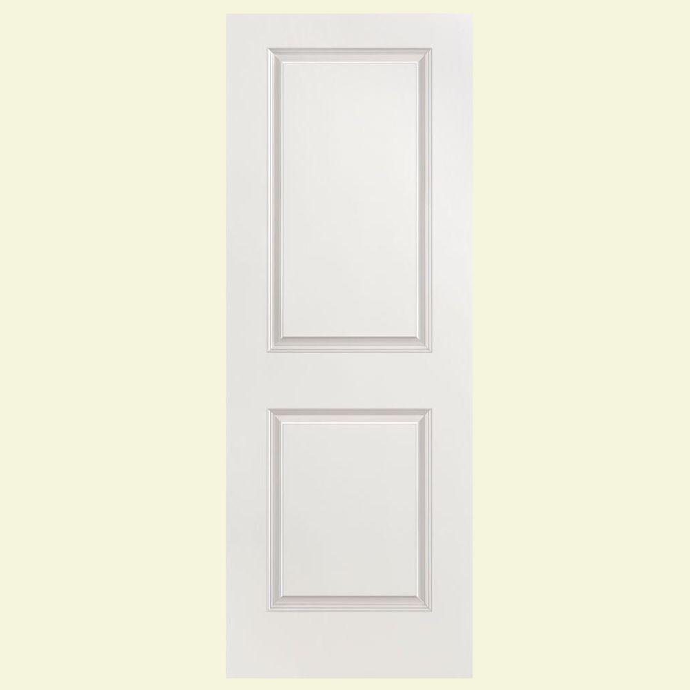 Charmant Solidoor Smooth 2 Panel Solid Core Primed